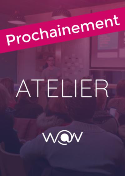 Atelier : Marketing & vidéocratie : le pouvoir de l'image. Mercredi 18 mars 2020